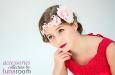 """""""Розовые сны"""" украшение для волос. Фото 4."""