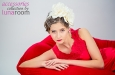 """Жанна"" ободок с цветами. Фото 4."