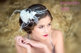 """""""Аннета"""" украшение для волос, айвори. Фото 4."""