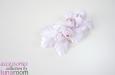 """""""Розовые бутоны"""" украшение для волос, шелк. Фото 1."""