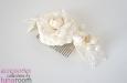 """""""Jane"""" гребень для волос с розами. Фото 3."""