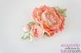 """""""Французские розы"""" украшение для волос. Фото 1."""