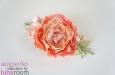 """""""Французские розы"""" украшение для волос. Фото 2."""