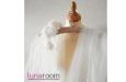 """""""Белое облако"""" фата для невесты. Фото 4."""
